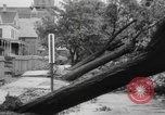 Image of damage from hurricane Connecticut USA, 1938, second 12 stock footage video 65675076801