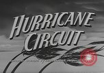 Image of hurricane warning service Miami Florida USA, 1947, second 10 stock footage video 65675076805