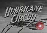 Image of hurricane warning service Miami Florida USA, 1947, second 11 stock footage video 65675076805