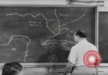 Image of hurricane warning service Miami Florida USA, 1947, second 12 stock footage video 65675076806