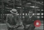 Image of Ford Willow Run aircraft plant Willow Run Michigan USA, 1945, second 1 stock footage video 65675076822