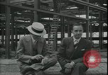 Image of Ford Willow Run aircraft plant Willow Run Michigan USA, 1945, second 4 stock footage video 65675076822