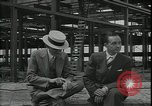 Image of Ford Willow Run aircraft plant Willow Run Michigan USA, 1945, second 5 stock footage video 65675076822