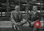 Image of Ford Willow Run aircraft plant Willow Run Michigan USA, 1945, second 7 stock footage video 65675076822