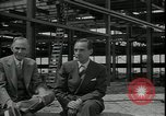 Image of Ford Willow Run aircraft plant Willow Run Michigan USA, 1945, second 10 stock footage video 65675076822