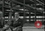 Image of Ford Willow Run aircraft plant Willow Run Michigan USA, 1945, second 11 stock footage video 65675076822