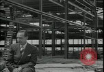 Image of Ford Willow Run aircraft plant Willow Run Michigan USA, 1945, second 12 stock footage video 65675076822