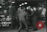 Image of Louis A Cumonow donating coats to needy Kansas City Missouri USA, 1935, second 3 stock footage video 65675076825