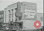 Image of bank failure during Great Depression Chicago Illinois USA, 1934, second 11 stock footage video 65675076826
