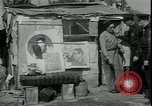 Image of homeless relocation during California anti vagrancy enforcement Los Angeles California USA, 1936, second 12 stock footage video 65675076827
