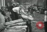Image of Bonus Expeditionary Force Fort Hunt Virginia USA, 1933, second 8 stock footage video 65675076831