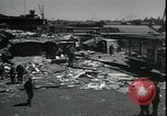 Image of shanty village cleared by police New York United States USA, 1933, second 12 stock footage video 65675076833