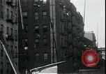 Image of new housing project New York City USA, 1935, second 7 stock footage video 65675076842
