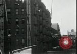Image of new housing project New York City USA, 1935, second 9 stock footage video 65675076842