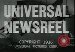 Image of Franklin Delano Roosevelt after reelection Washington DC USA, 1936, second 2 stock footage video 65675076843