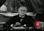 Image of Franklin Delano Roosevelt speech after reelection United States USA, 1936, second 6 stock footage video 65675076844