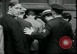 Image of unemployed apply for jobs in Great Depression New York City USA, 1930, second 12 stock footage video 65675076850