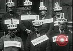 Image of unemployed in Great Depression seeking work New York City USA, 1930, second 9 stock footage video 65675076851