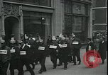Image of unemployed in Great Depression seeking work New York City USA, 1930, second 11 stock footage video 65675076851