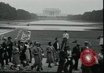 Image of American people Washington DC USA, 1937, second 12 stock footage video 65675076856