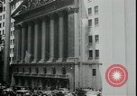 Image of William Martin President of New York Stock Exchange New York City USA, 1938, second 8 stock footage video 65675076858