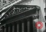 Image of William Martin President of New York Stock Exchange New York City USA, 1938, second 10 stock footage video 65675076858