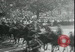 Image of bonus marchers expelled Washington DC, 1932, second 13 stock footage video 65675076860