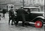 Image of Trade during Depression Washington DC USA, 1933, second 3 stock footage video 65675076863
