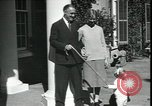Image of Franklin Delano Roosevelt with grandchild and at convention Chicago Illinois USA, 1932, second 1 stock footage video 65675076864