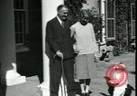 Image of Franklin Delano Roosevelt with grandchild and at convention Chicago Illinois USA, 1932, second 3 stock footage video 65675076864