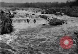Image of Great Falls area of Potomac River Great Falls Virginia USA, 1919, second 5 stock footage video 65675076865