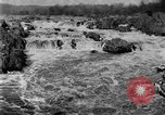 Image of Great Falls area of Potomac River Great Falls Virginia USA, 1919, second 9 stock footage video 65675076865