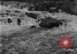 Image of Great Falls area of Potomac River Great Falls Virginia USA, 1919, second 12 stock footage video 65675076865
