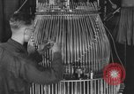 Image of wicker furniture manufacturing plant United States USA, 1920, second 7 stock footage video 65675076870