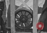 Image of tire testing United States USA, 1920, second 9 stock footage video 65675076873