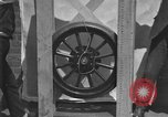 Image of tire testing United States USA, 1920, second 10 stock footage video 65675076873