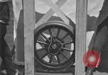 Image of tire testing United States USA, 1920, second 11 stock footage video 65675076873