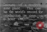Image of mine plant United States USA, 1919, second 1 stock footage video 65675076895