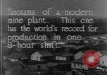 Image of mine plant United States USA, 1919, second 2 stock footage video 65675076895