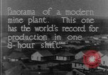 Image of mine plant United States USA, 1919, second 4 stock footage video 65675076895