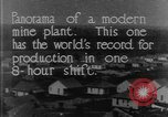 Image of mine plant United States USA, 1919, second 5 stock footage video 65675076895