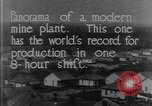 Image of mine plant United States USA, 1919, second 7 stock footage video 65675076895