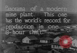 Image of mine plant United States USA, 1919, second 9 stock footage video 65675076895