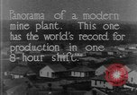 Image of mine plant United States USA, 1919, second 10 stock footage video 65675076895