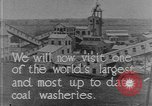 Image of coal washery United States USA, 1919, second 4 stock footage video 65675076896