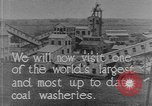 Image of coal washery United States USA, 1919, second 8 stock footage video 65675076896