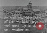 Image of coal washery United States USA, 1919, second 9 stock footage video 65675076896