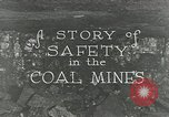 Image of American miners United States USA, 1924, second 10 stock footage video 65675076901