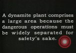 Image of manufacture of dynamite United States USA, 1925, second 5 stock footage video 65675076918