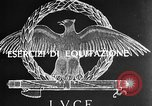 Image of Italian aviation cadets Caserta Italy, 1943, second 2 stock footage video 65675076929